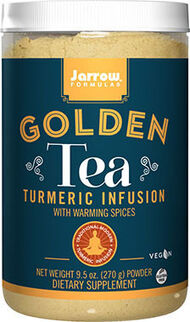 Jarrow Formulas® Golden Tea Turmeric Infusion 9.5 oz. Powder