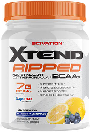 Xtend® Ripped™ 17.7 oz. Blueberry Lemonade, , hi-res