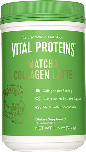 Vital Proteins Matcha Collagen Latte