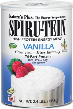 Nature's Plus Spiru-tein® Protein 2 lbs. Powder Vanilla
