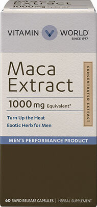 Vitamin World Maca 1000 mg. 60 Capsules