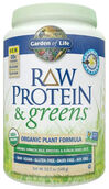 Garden of Life RAW Protein & Greens Vanilla