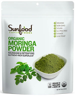 Organic Moringa Powder, , hi-res