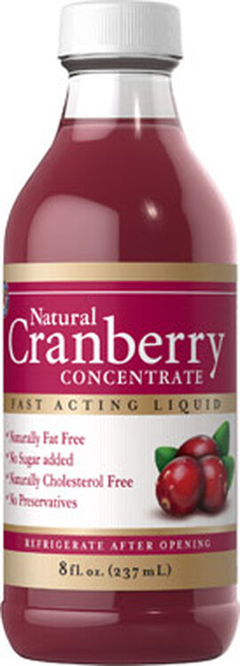 Cranberry Concentrate Liquid