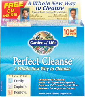 Garden of Life Perfect Cleanse™ Kit