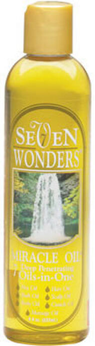 Century Systems Seven Wonders Miracle Oil 8 oz. Liquid