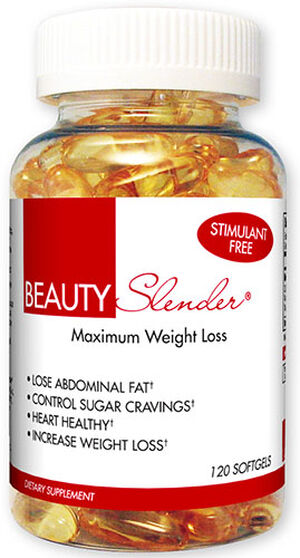 BeautyFit® BeautySlender® 120 Softgels 1200mg.