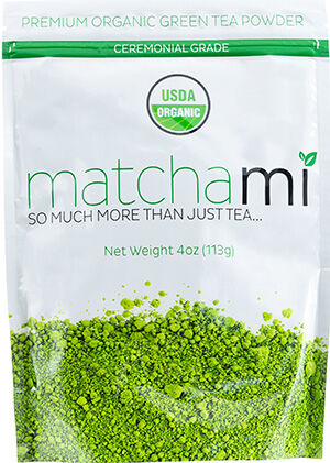 Teami Blends MatchaMi Matcha Tea Ceremonial Grade