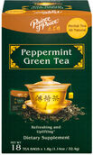 Prince of Peace Peppermint Green Tea 18 Tea Bags