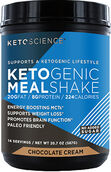 Ketoscience Ketogenic Meal Shake Chocolate Cream