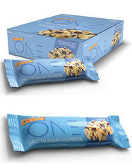 OhYeah! ONE Protein Bars Chocolate Chip Cookie Dough