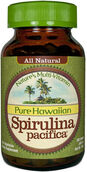 Nutrex Hawaii Pure Hawaiian Spirulina Pacifica 200 Tablets 500mg.