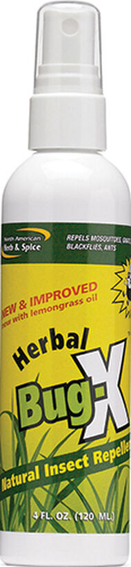 Herbal Bug-X™ Natural Insect Repellent