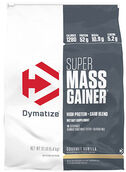 Dymatize Super Mass Gainer Gourmet Vanilla 12 lbs. 12 lbs. Powder