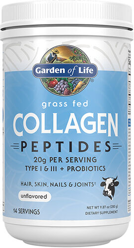 Garden of Life Grass-Fed Collagen Peptides
