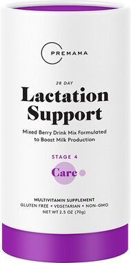 Premama Lactation Support Drink Mix