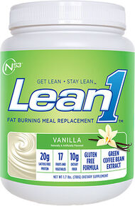 Nutrition 53 Lean1™ Meal Replacement Vanilla