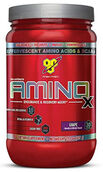 BSN Amino X Grape 15.3 oz. 15 oz. Powder