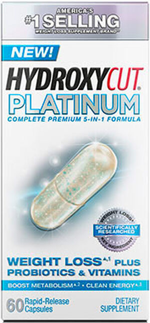 MuscleTech Hydroxycut™ Platinum 60 Capsules