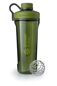 BlenderBottle® Radian Shaker Bottle Moss Green, , hi-res