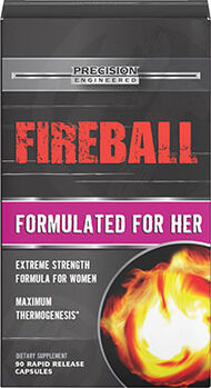 Fireball Formulated for Her