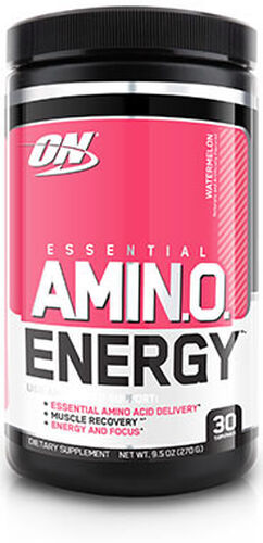 Optimum Nutrition Essential AmiNO Energy™ Watermelon 10 oz. Powder Watermelon