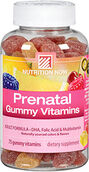Nutrition Now Prenatal Gummy Vitamins 75 Gummies