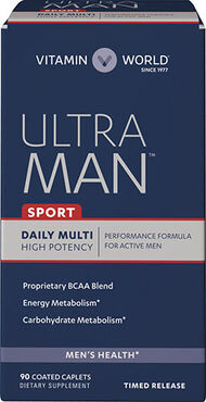 Ultra Man™ Sport Daily Multivitamins, , hi-res