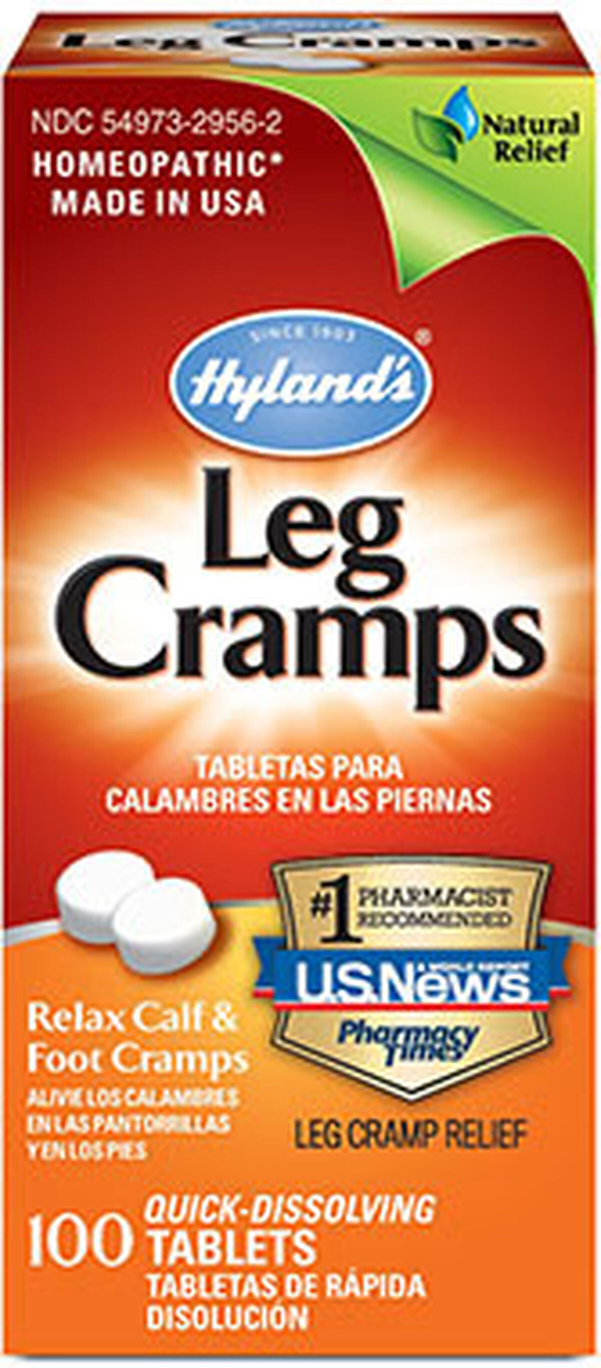 Hyland's Leg Cramps | Vitamin World | Tuggl