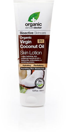 Organic Doctor Virgin Coconut Oil Skin Lotion