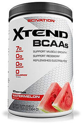 Xtend BCAAs Watermelon