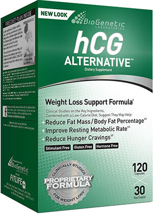 BioGenetic Laboratories hCG Alternative