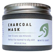 White Egret® Charcoal Mask