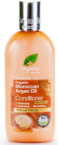 Organic Doctor Moroccan Argan Oil Conditioner, , hi-res