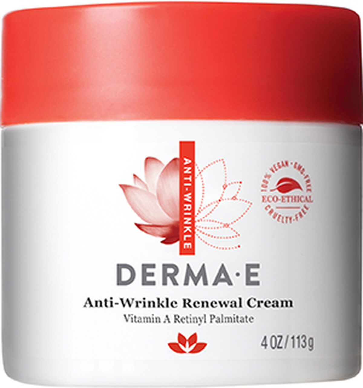 Derma E® Anti-Wrinkle Renewal Cream | Face Cream | Vitamin World | Tuggl