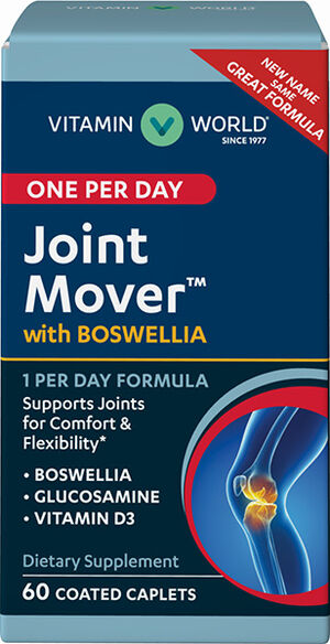 Vitamin World Joint Mover™ with Boswellia One Per Day