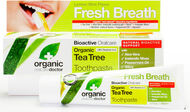 Organic Doctor Tea Tree Toothpaste
