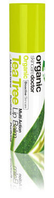 Organic Doctor Organic Tea Tree Lip Balm 6 ml. Tube