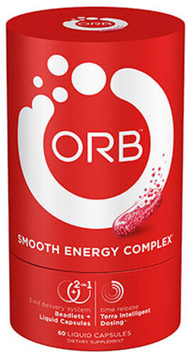 ORB™ Smooth Energy Complex 60 Capsules