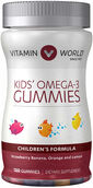 Kids' Omega-3 Gummies, , hi-res