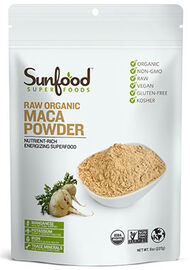 Sunfood™ Raw Organic Maca Powder 8 oz. Powder