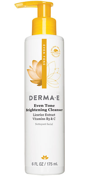 Derma E® Even Tone Brightening Cleanser