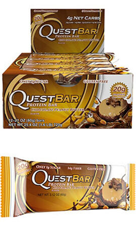 Quest Bars Chocolate Peanut Butter
