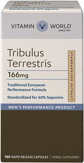 Tribulus Terrestris 166mg
