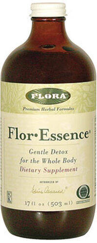 Flora Liquid Tea 17 oz. Liquid