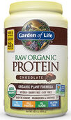 Garden Of Life RAW Organic Protein Chocolate 22 oz. Powder