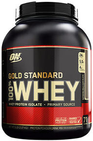 Gold Standard 100% Whey Protein Extreme Milk Chocolate 5 lbs., , hi-res