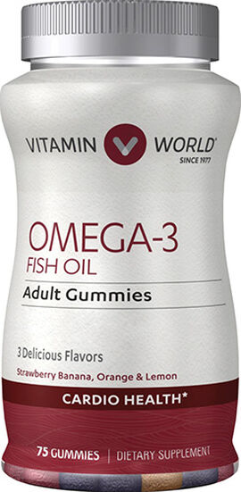 Omega-3 Fish Oil plus Vitamin D3