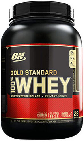Gold Standard 100% Whey Extreme Milk Chocolate, , hi-res