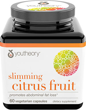 Youtheory Slimming Citrus Fruit Advanced